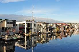 Seattle Houseboat Communities