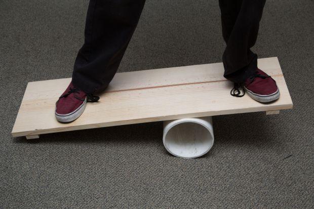 Rola Bola Balance Board | Make:
