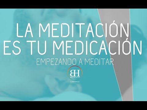 LA MEDITACIÓN ES TU MEDICACIÓN ► EMPEZANDO A MEDITAR  Meditación: Enfocar nuestra mente es un reto al tratar de concentrarnos en un solo punto, parece difícil pero esto es solo al principio… Evita seguir tus pensamientos.  ¿Qué logramos con la meditación?  1. Incrementamos la productividad. 2. Aumentamos la capacidad de concentración. 3. Nos permite conciliar el sueño. #meditacion #aprendeameditar #salud #bienestar #mentesana #cuerposano #estilodevida #mente #cuerpo #espiritu