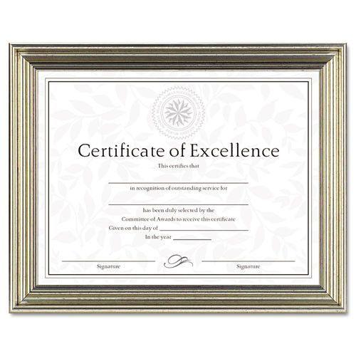 Dax Antique-Colored Certificate Frame   Pinterest   Certificate ...