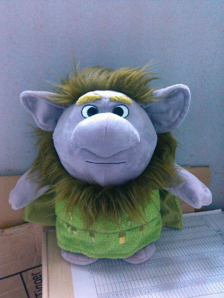 Knock Off Troll Plush From Frozen Does That Mean The Real