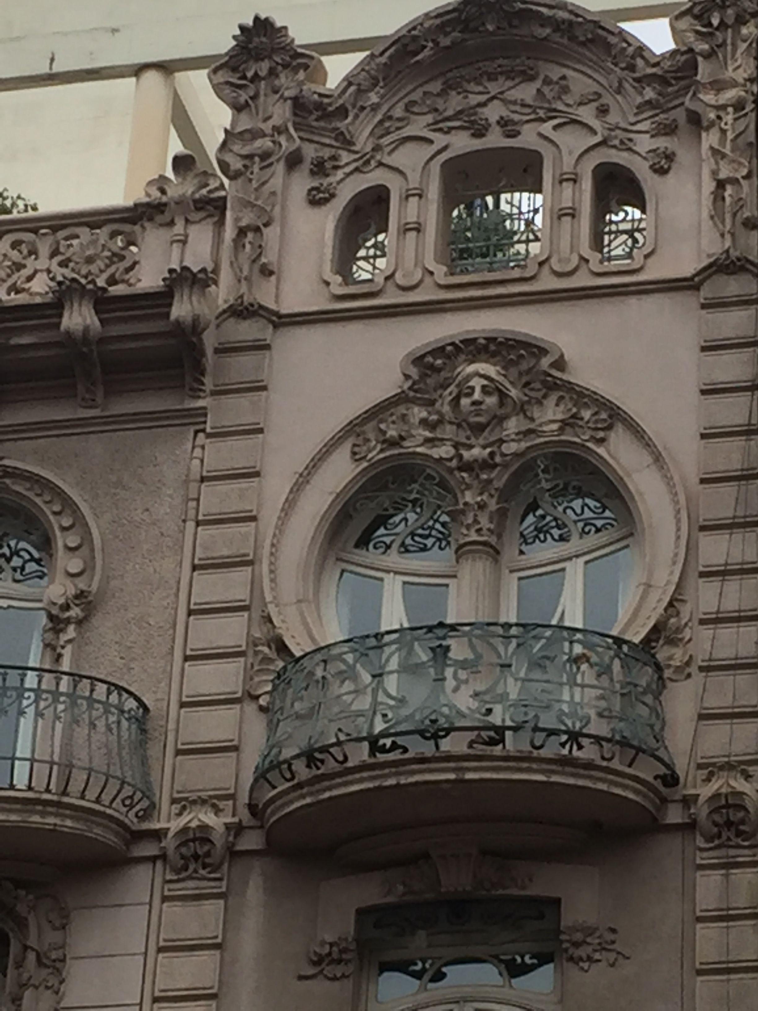 Casa Ortega Valencia Espa±a 1904 Art Nouveau Arquitecto Manuel