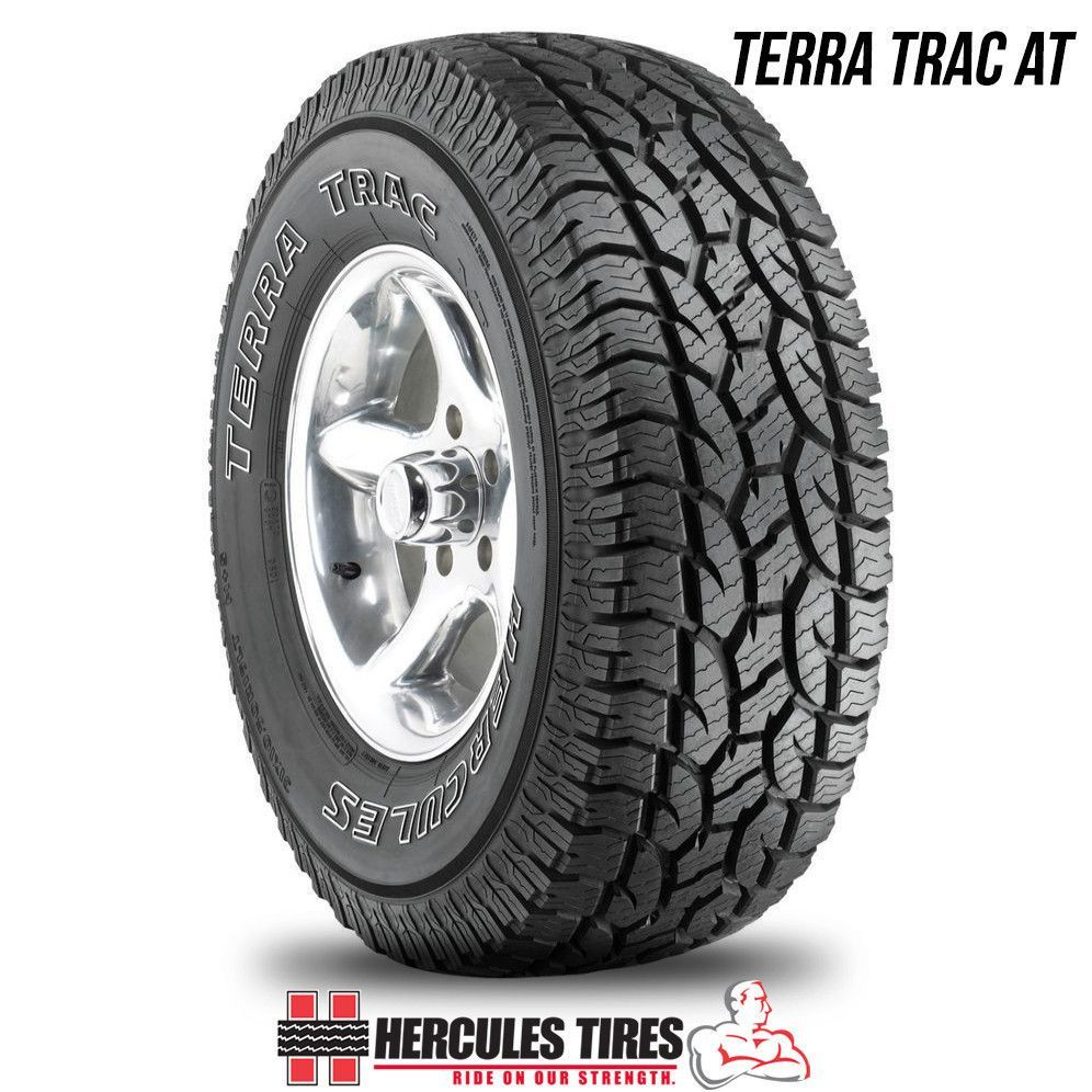 Firestone Tires Prices >> Hercules Terra Trac A/T 265/70R18 116S OWL 265 70 18 ...