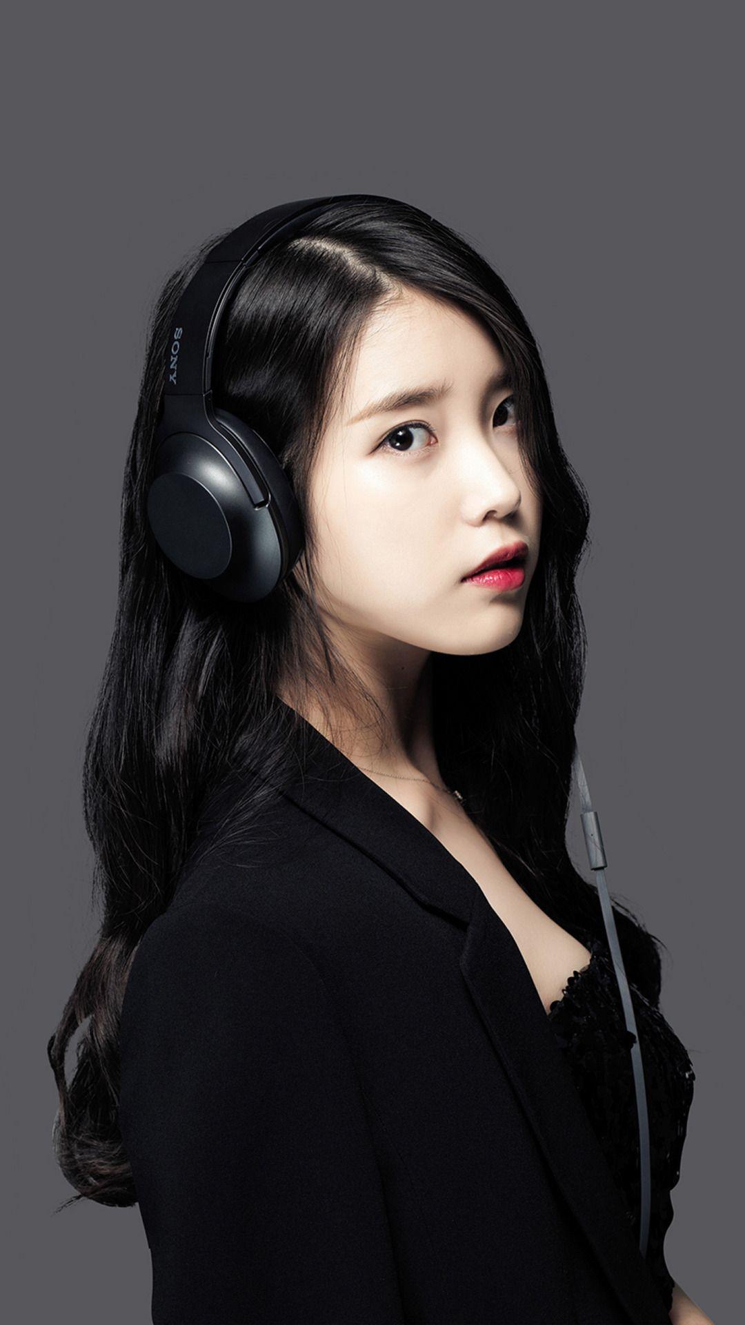 Iumushimushi Sony Headphones Girl With Headphones Sony