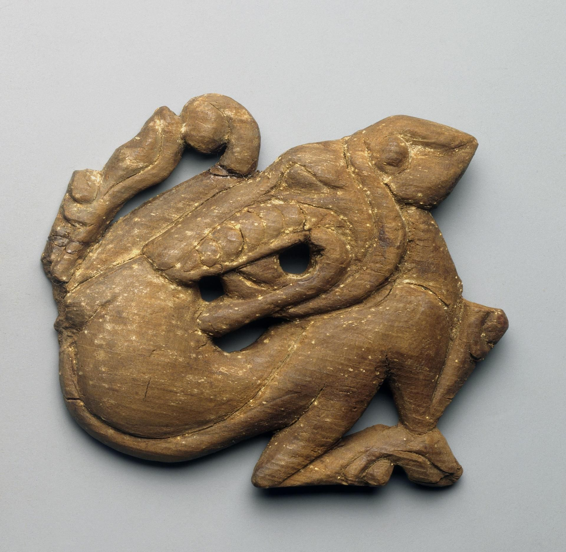 Mask For A Horses Head Scythian Pazyryk Culture 5th