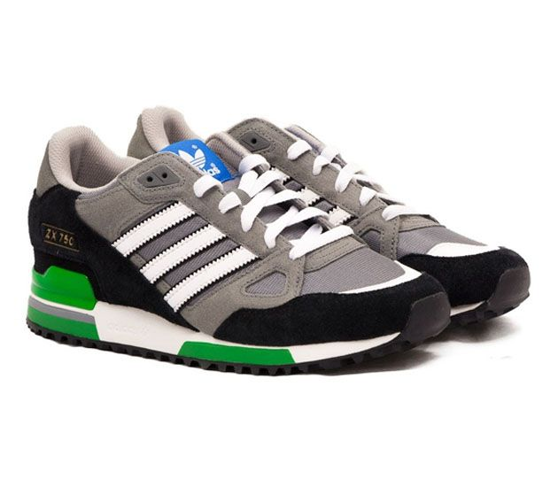 Adidas Originals Zx 750 St Crag Black Running White Adidas Shoes Originals Best Sneakers Adidas