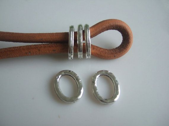 Antique Bronze Plated Brass G5143 15mm blank Adjustable Ring Blank,