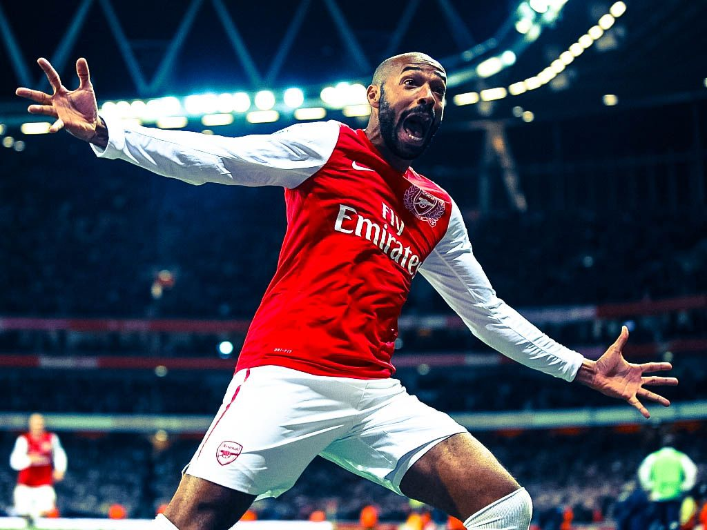 new arrival d3c58 e0ba3 Thierry Henry - AS Monaco, Juventus, Arsenal, Barcelona, New ...