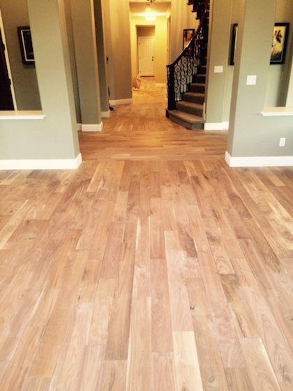 Floors With Aluminum Oxide Finish