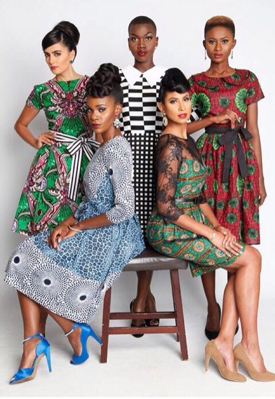 Jolies robes #africanfashion
