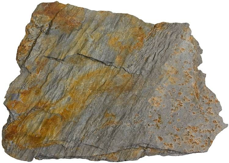 Phyllite is a metamorphic rock (usually metapelite