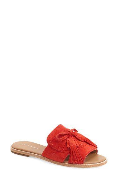c7da2dc66ad01 Elie Tahari  Solstice  Slide Sandal (Women)