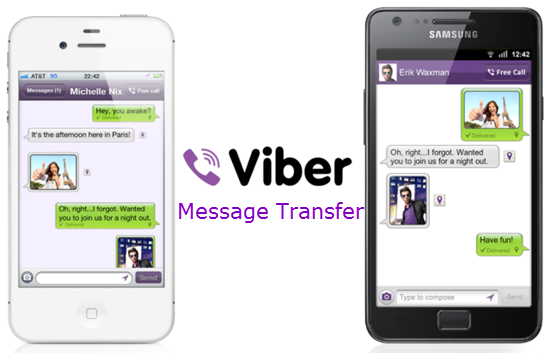 Upgrade to a new Android or iPhone and want to transfer