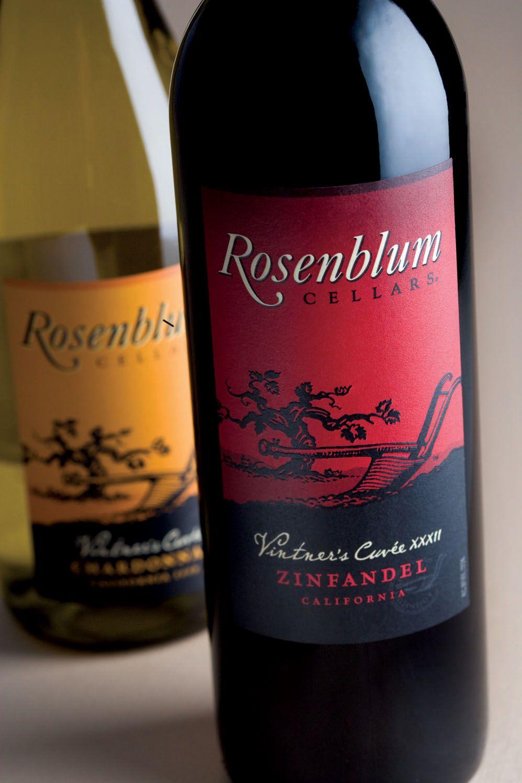 Rosenblum Wine Packaging Wine Wine And Beer