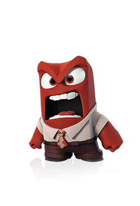 Anger Disney Infinity 3 0 Inside Out Characters Disney Infinity Characters Disney Infinity Figures Disney Infinity