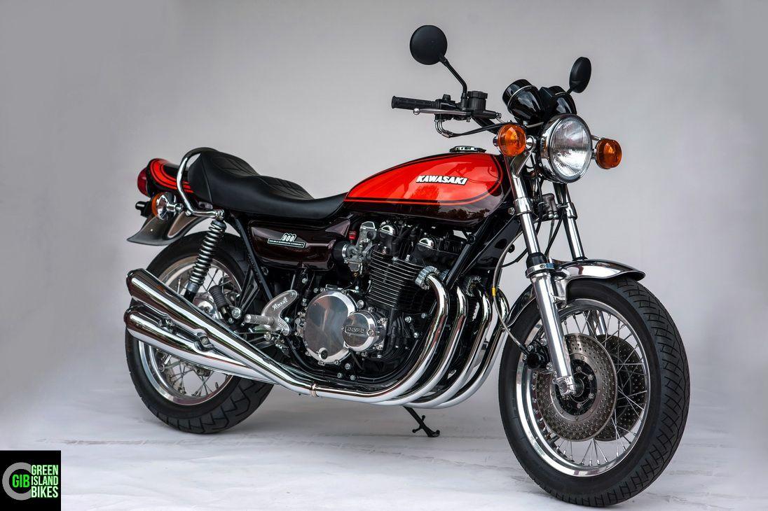 Umbau Einer Kawasaki Z 900GIB