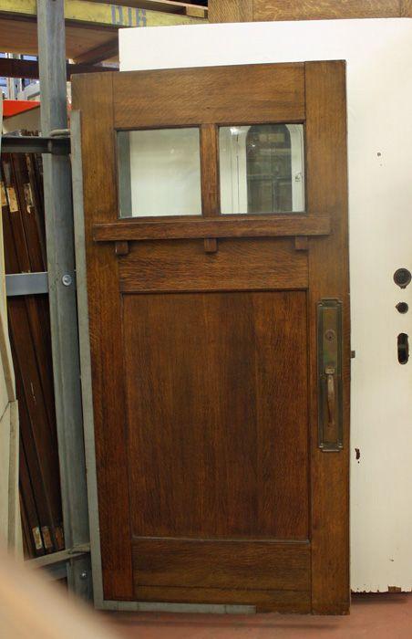 Craftsman Door Architectural Salvage Architectural