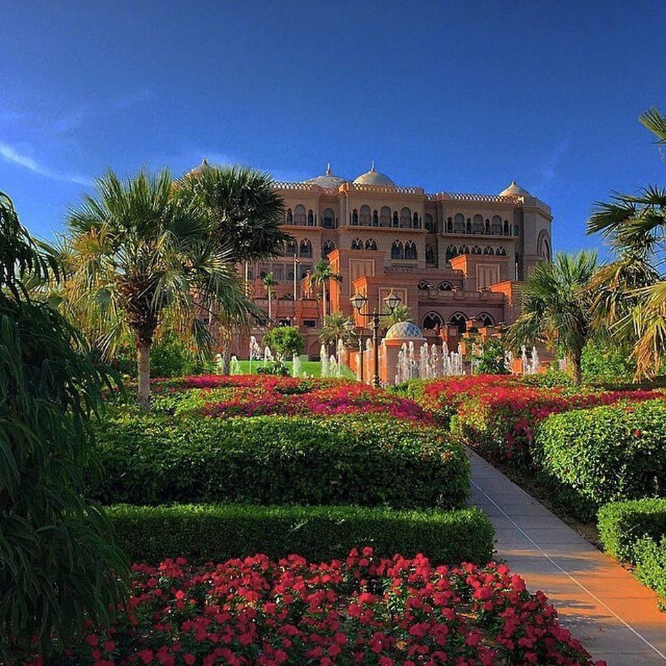 Emirates Palace Hotel فندق قصر الإمارات - Abu Dabi, Abu Dhabi