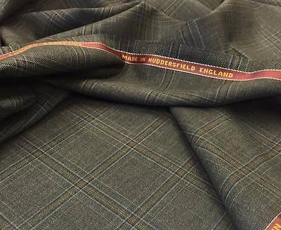 Luxury jacket and suiting fabric by barringtonfabrics