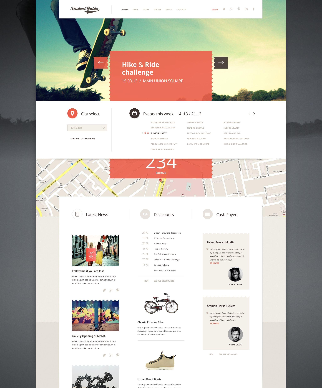 Student Guide Web Design Layout Le Web
