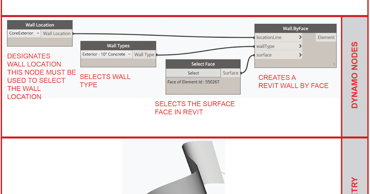 Have you ever wanted to place a wall by face in Revit using
