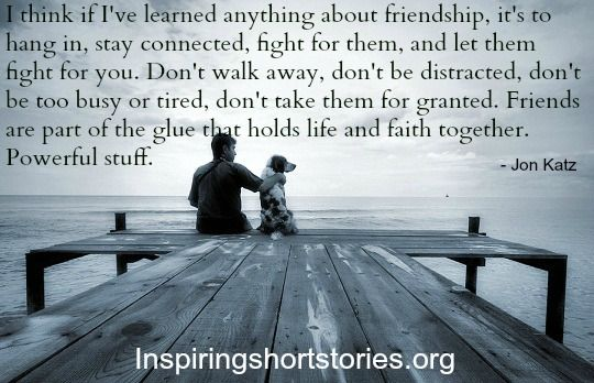 Friends Are Part Of The Glue That Holds Life And Faith Together Best Short Quotes About Friendship And Life
