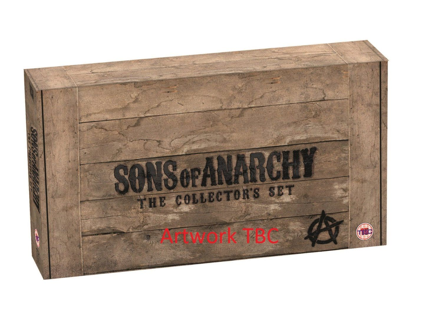 Early Unreleased Uk Blu Ray Region B Packaging And Artwork From Sons Of Anarchy The Complete Series Feat Courtney Love In Sons Of Anarchy Anarchy Blu Ray