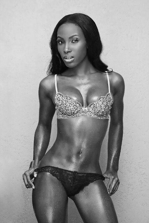 Black Ebony Body