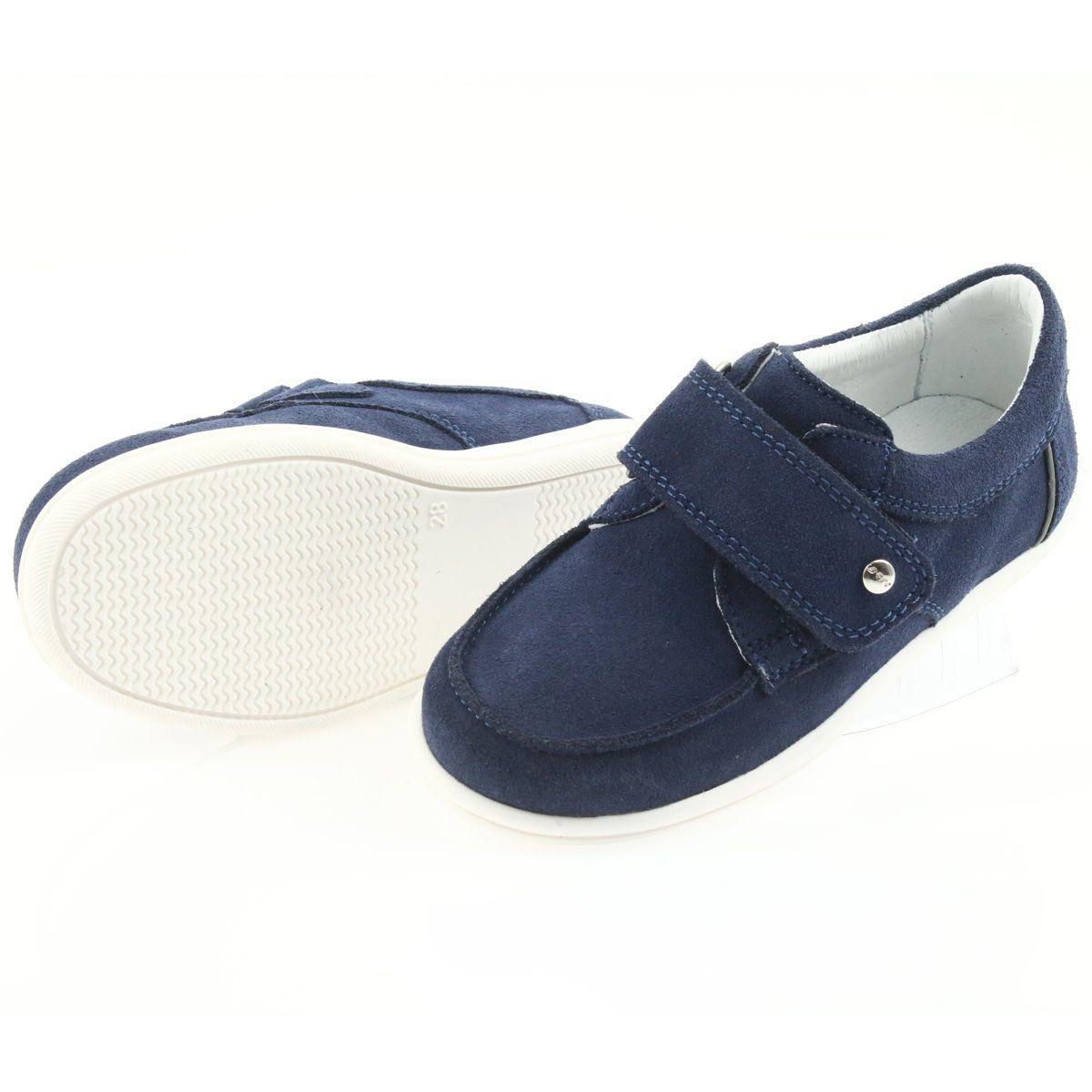 Bartek Polbuty Casualowe Chlopiece 55599 Granat Granatowe Boys Casual Shoes Childrens Shoes Casual Shoes