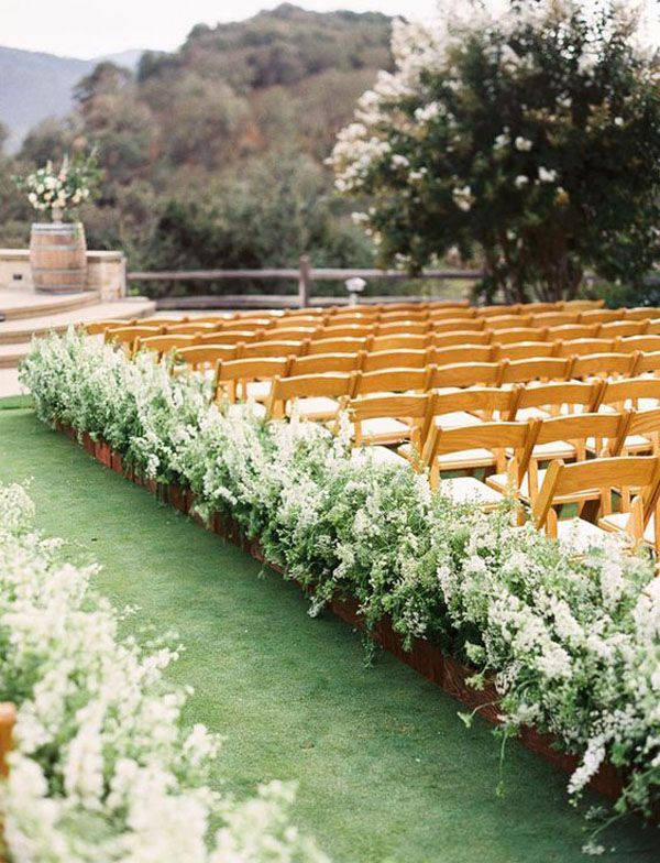 10 Outdoor Wedding Ceremony Ideas That Nobody Else Will Have ...