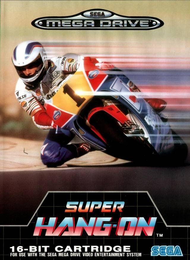 Short review: Super Hang-On Sega Mega Drive