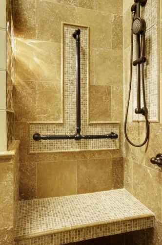 Grab Bars Are One Of The Safety Features That Have Traditionally
