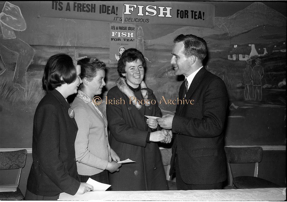 0304/03/1964 03/0304/1964 0304 March 1964 B.I.M. Fish