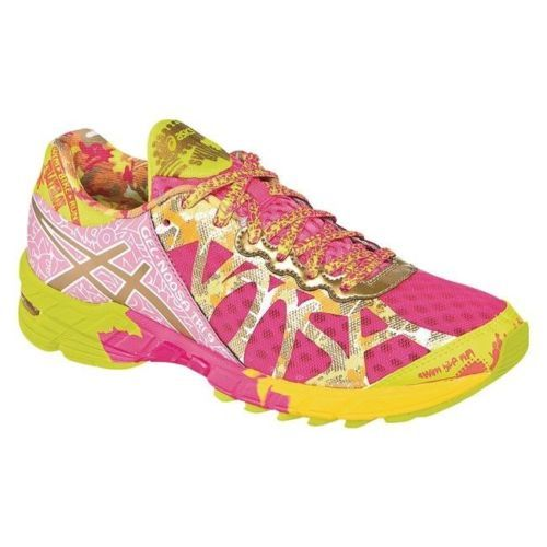 check out e822e f16b9 NEW-Womens-Asics-Gel-Noosa-Tri-9-GR-Running-Shoes-Hot-Pink-Gold-T4M6N,   119.99 plus  5.99 shipping on eBay.