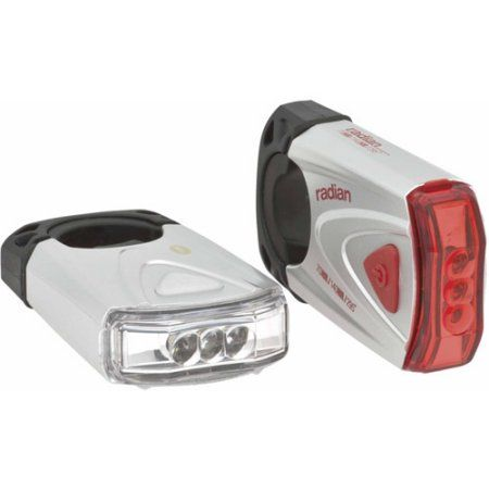 Bell Head and Tail Light Set, Radian White