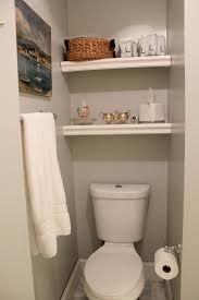 bathroom shelves over toilet google search - Bathroom Decorating Ideas For Over The Toilet