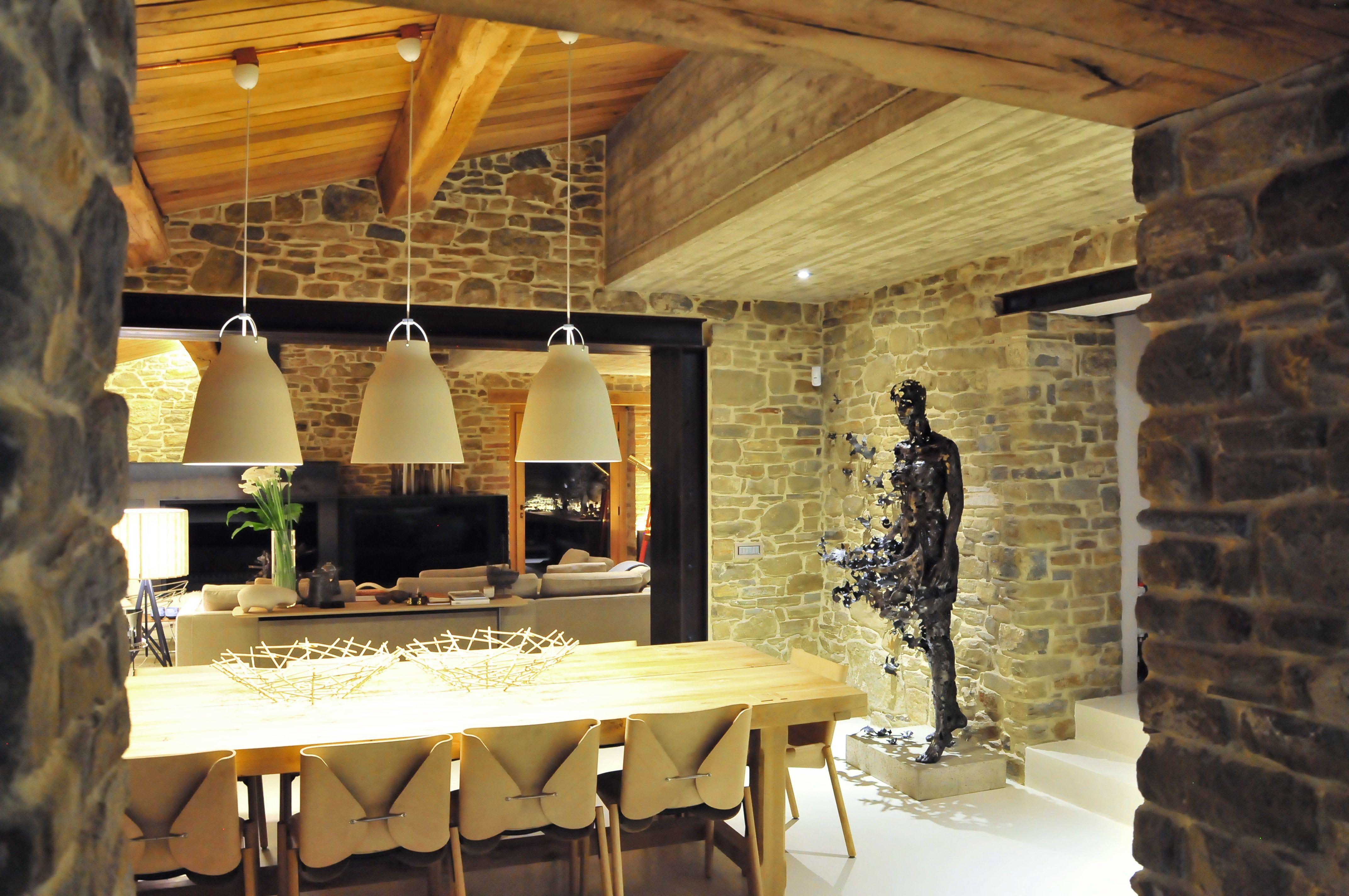 House Cicaleto - Living - Dining - Nico Van Der