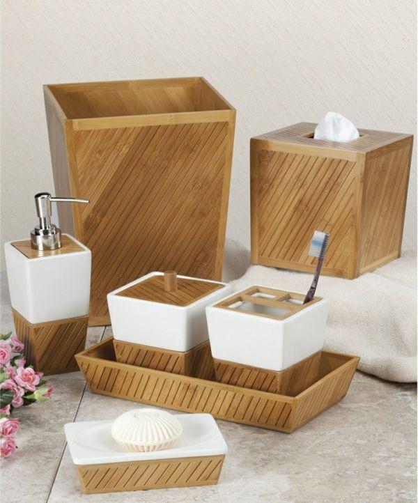 badaccessoires holy badzubehör accessoires fürs bad Landhotel - badezimmer accessoires set