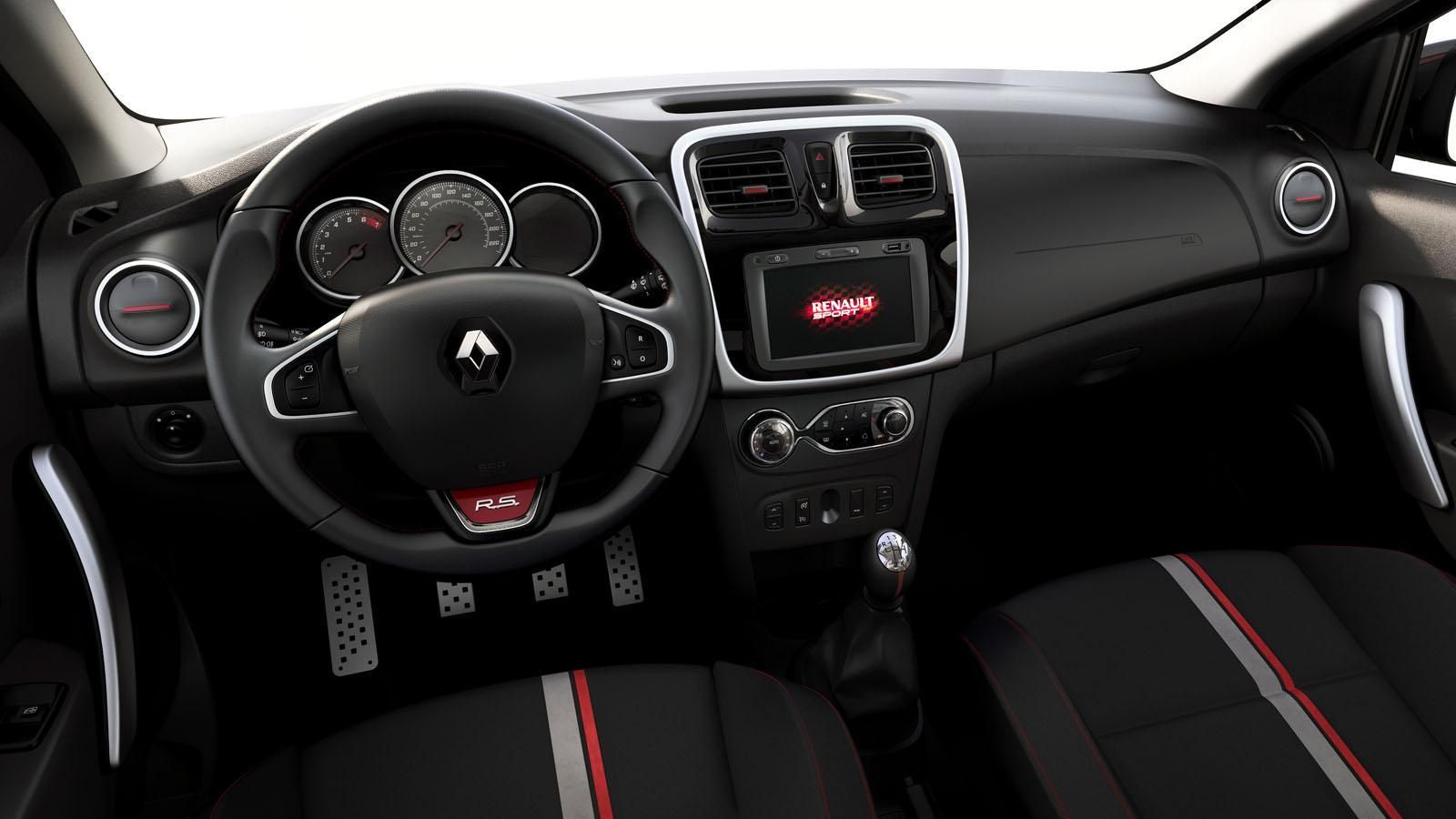 Foto de Renault Sandero R.S 2.0 (7/8)