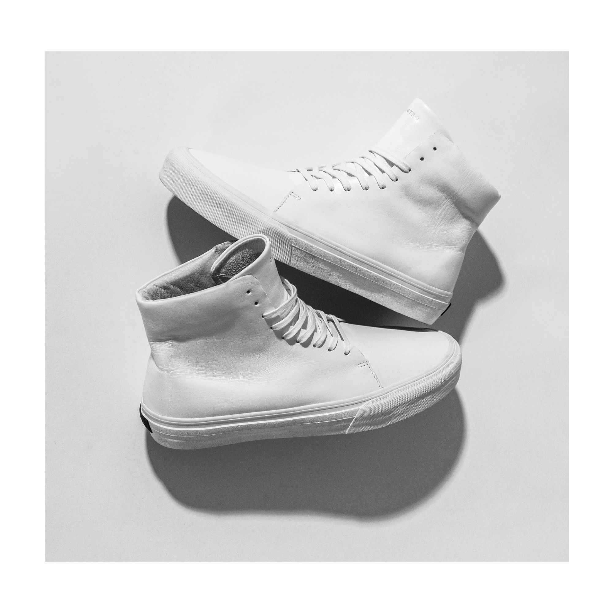 2d48577f2c8d CU4TRO White full grain leather NORRIS  LUXURYSNEAKERS  HIGHTOPS  SNEAKERS   KICKS  KOTD  FASHION  01234