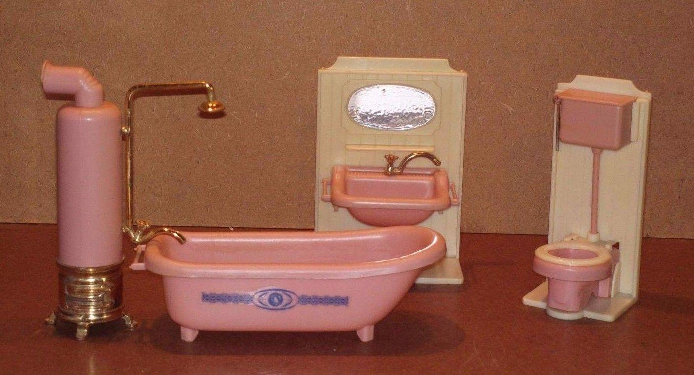Salle De Bain Miniature ~ meuble salle de bain ebay poigne de salle de bains becdecane