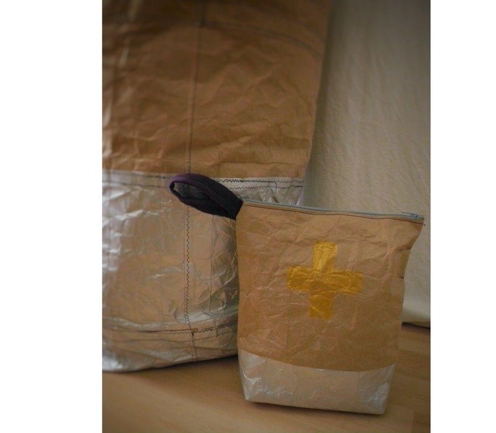 Tetrapack zu Stoff umwandeln