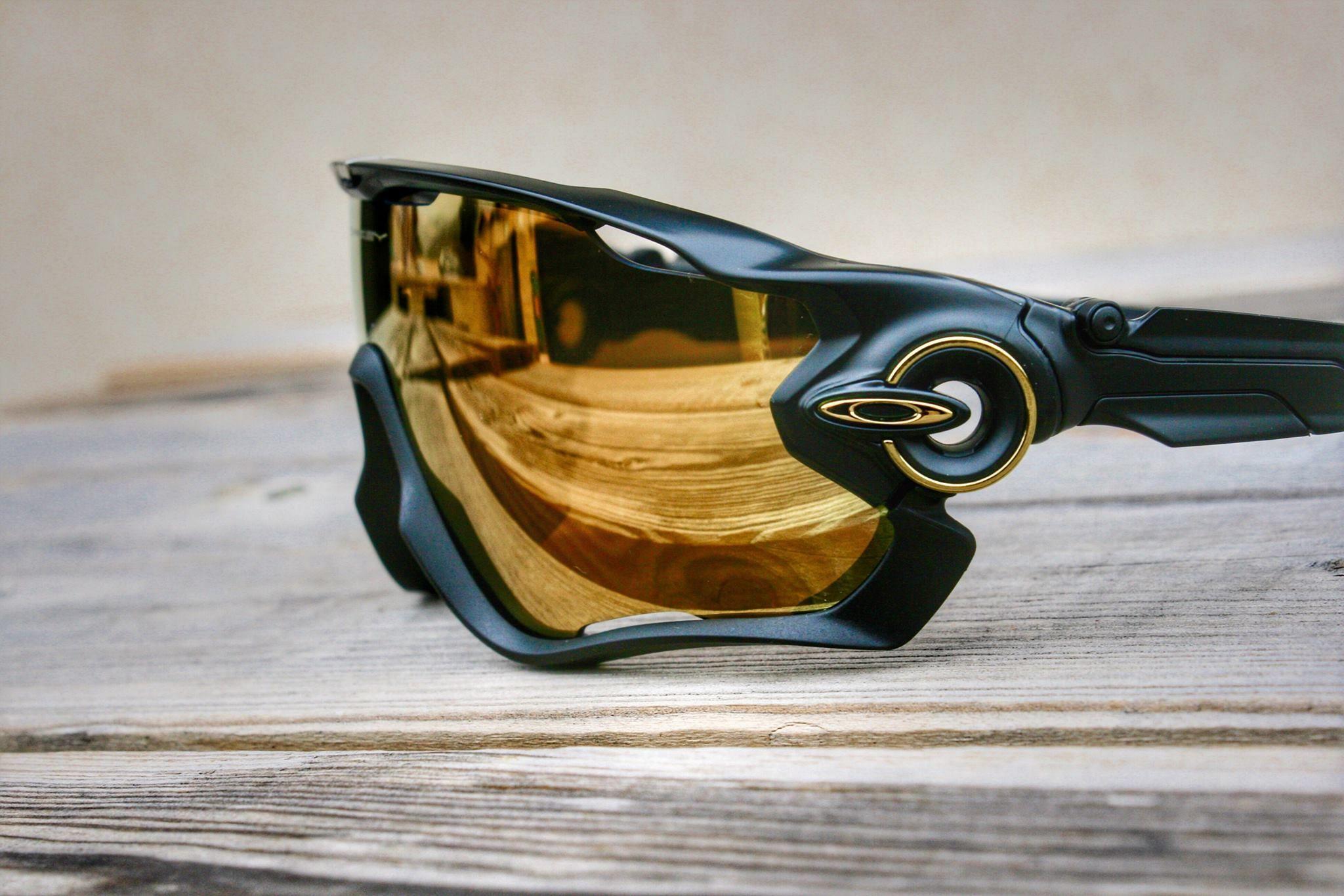 Jawbreaker Matte Black 24k Iridium Oakley Eyewear Oakley Sunglasses Oakley Jawbreaker