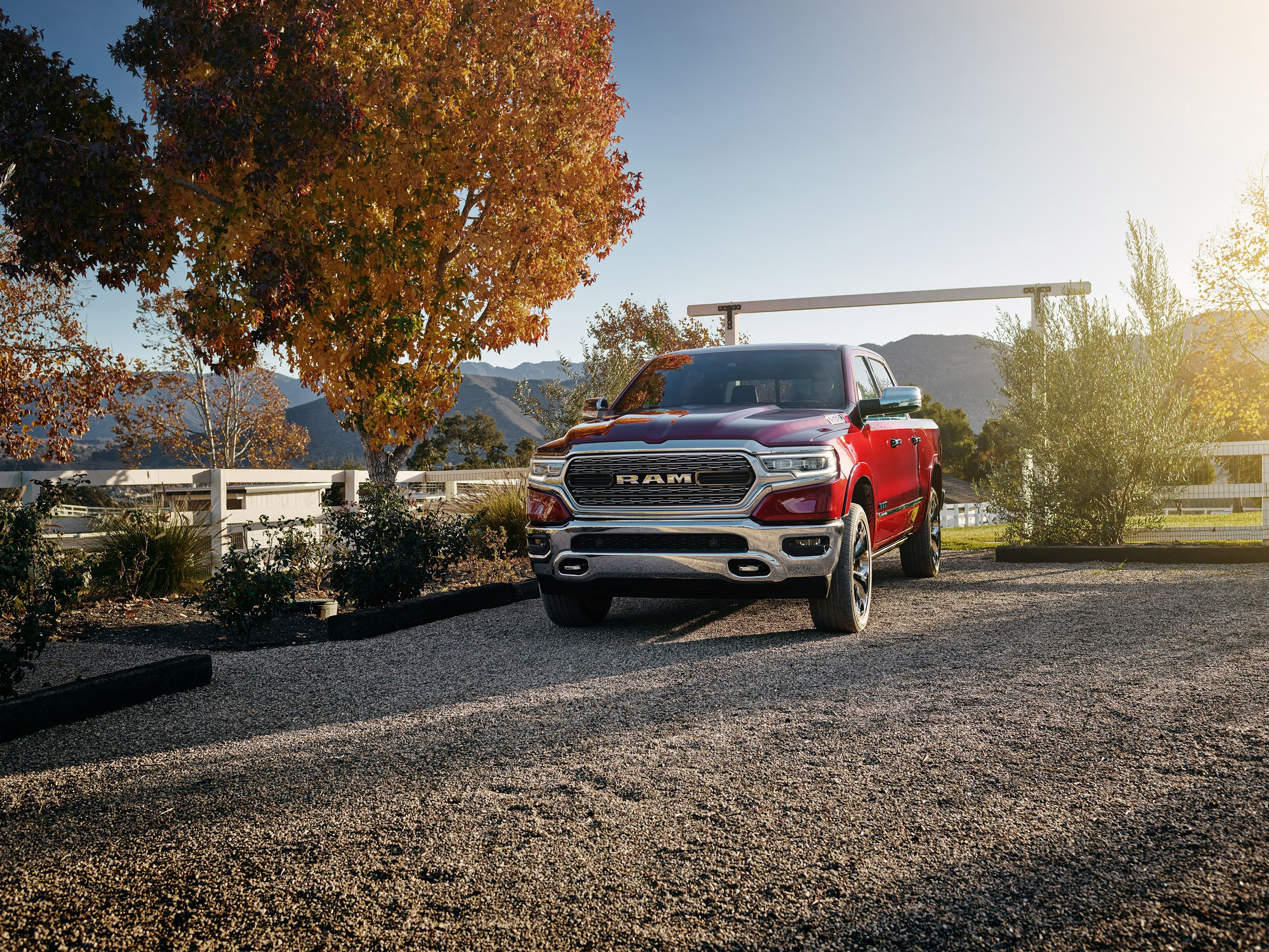 The 2019 Ram 1500 Offering 2 Engines With Mild Hybrid Systems