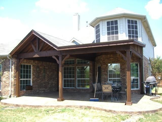 Full Gable Patio Covers Gallery   Highest Quality Waterproof Patio Covers  In Dallas, Plano And Surrounding Texas Tx. | Lanai Patio | Pinterest |  Patios, ...