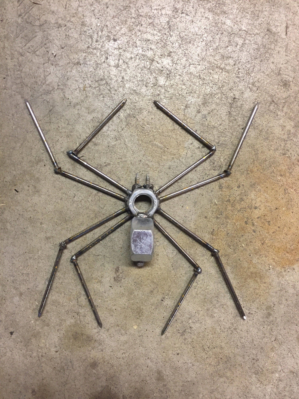 Easy Welding Art Projects Weldingart Welding Art Projects Metal Art Projects Metal Art Welded