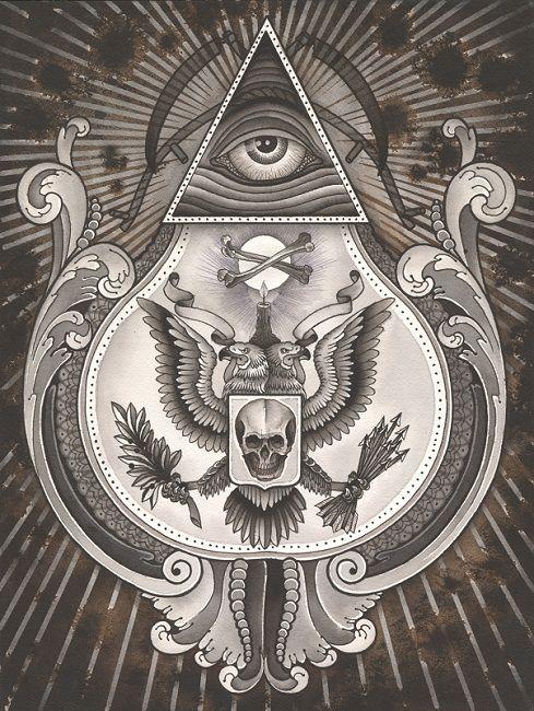 The Hermetic / Simbologia dos Herméticos