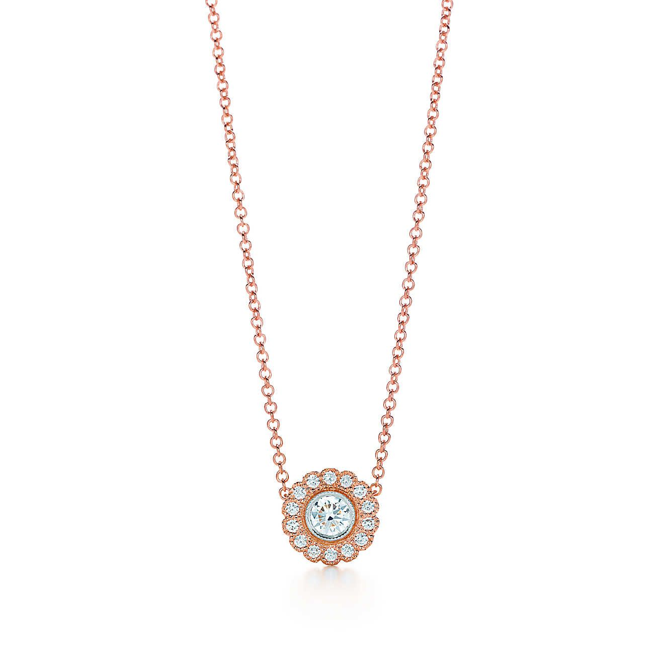 Tiffany enchant flower pendant enchanted tiffany and pendants
