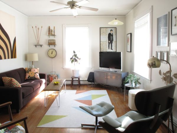 How You Can Decorate The Empty Corners In Your Home 15 Cool Ideas Small Living Room Layout Eclectic Living Room Livingroom Layout