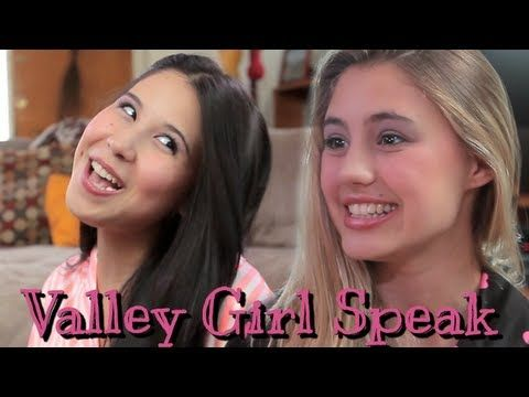 2ce0bdcb0a8 ▷ Valley Girl Speak: Star Wars - YouTube   Geek Out   Valley girls ...
